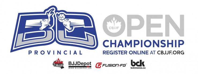 CBJJF British Columbia Open Provincial Open