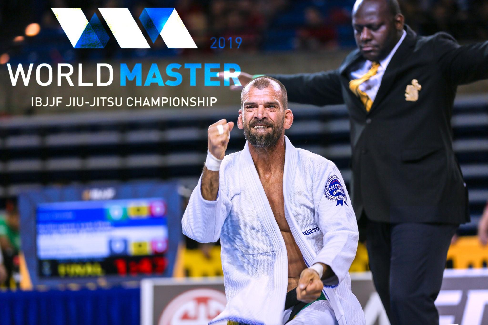 World Master IBJJF Jiu-Jitsu Championship 2019