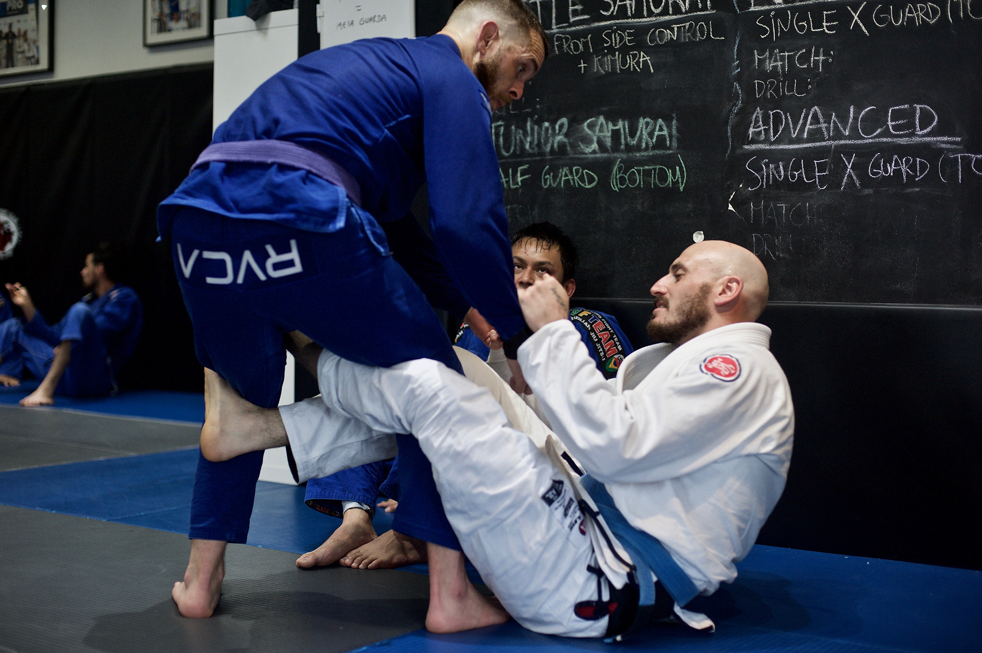GFTeam Canada Advanced BJJ Class