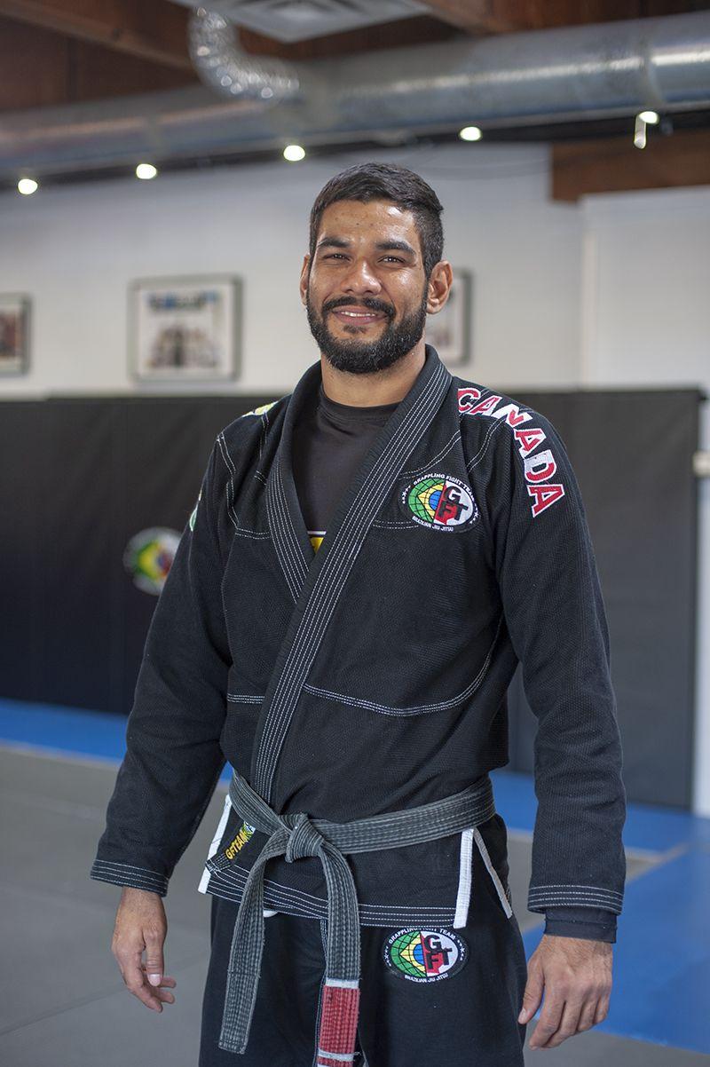Professor Gustavo from GFTeam Canada