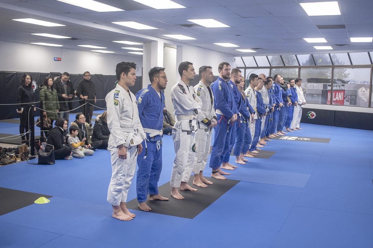 GFTeam Canada Brazilian Jiu-Jitsu: Adult promotions