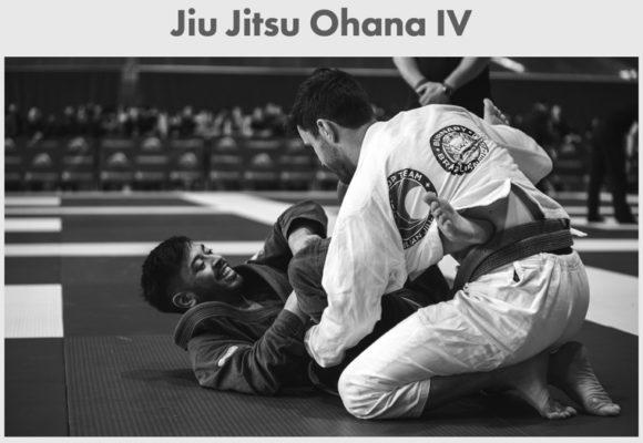 JIU JITSU OHANA IV