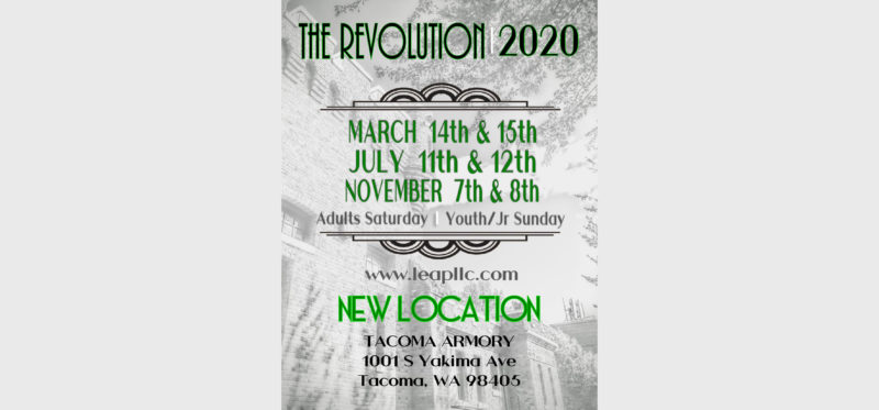 The Revolution 42 by Liberty Events/Leap.llc