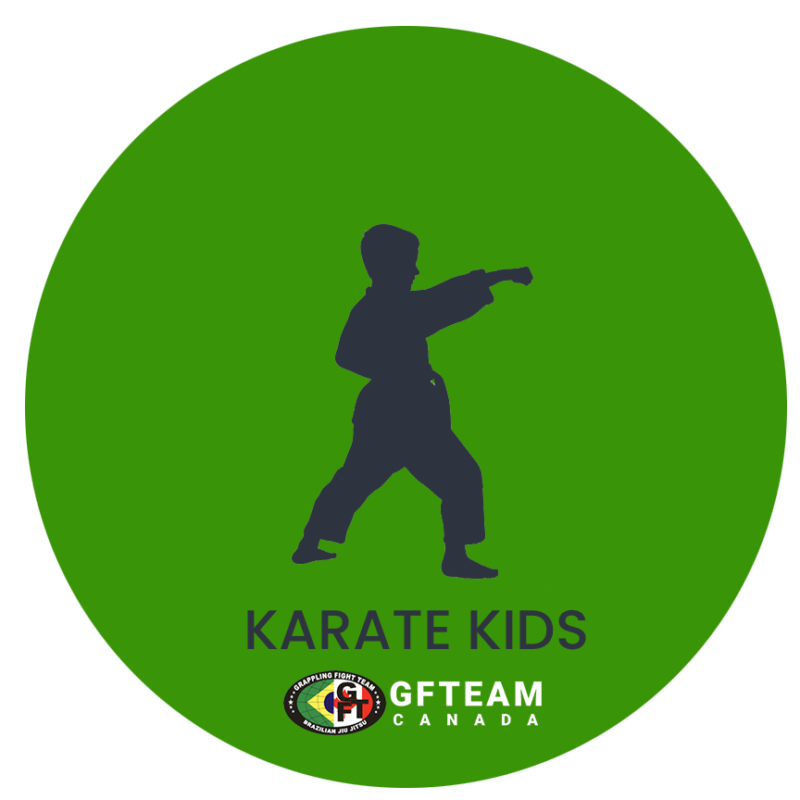 GFTeam Canada Karate Kids program