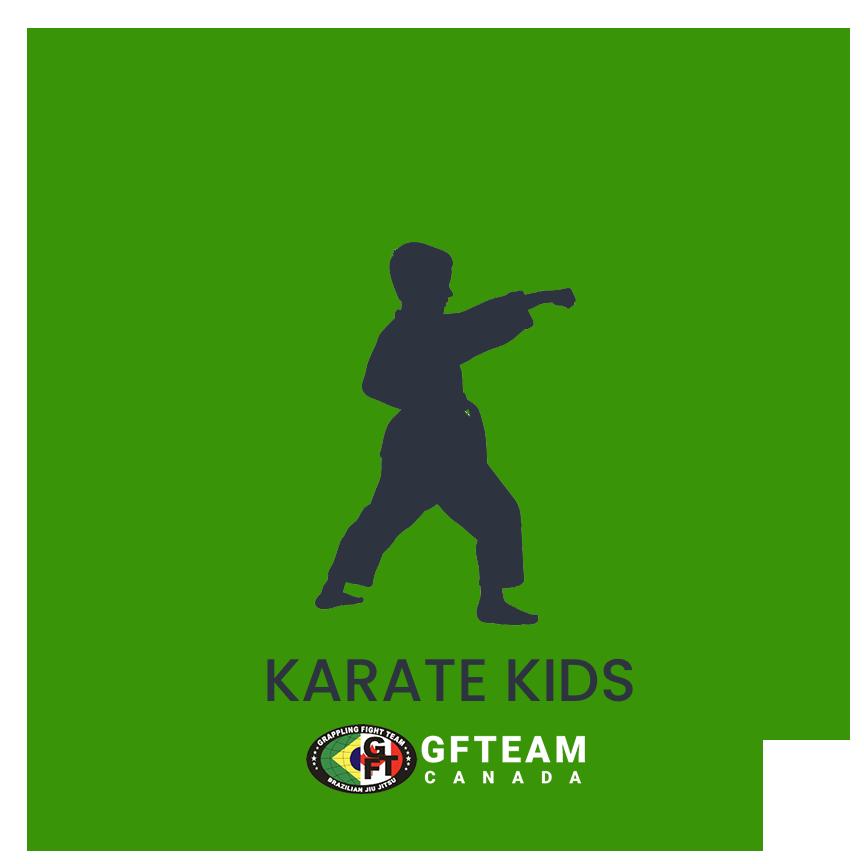 GFTeam Canada Karate Kids program