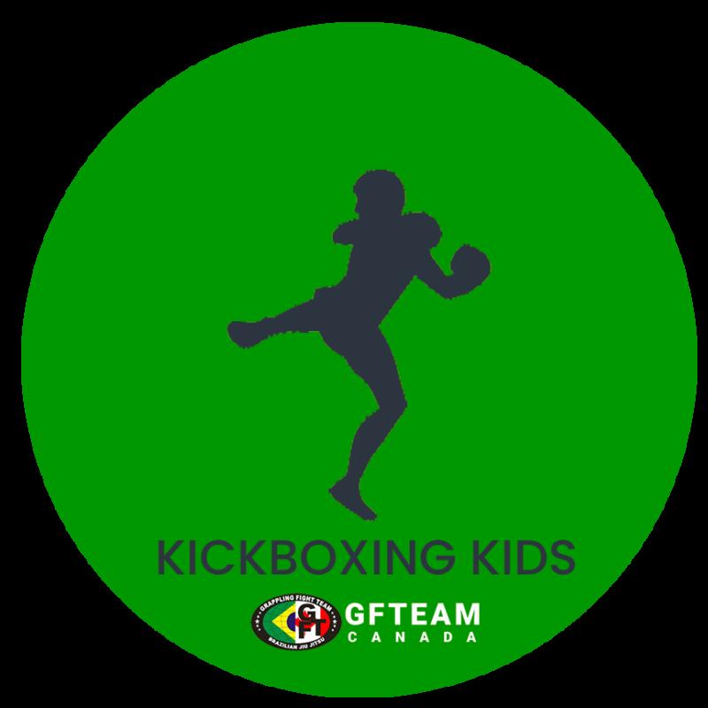 GFTeam Canada Kickboxing Kids program