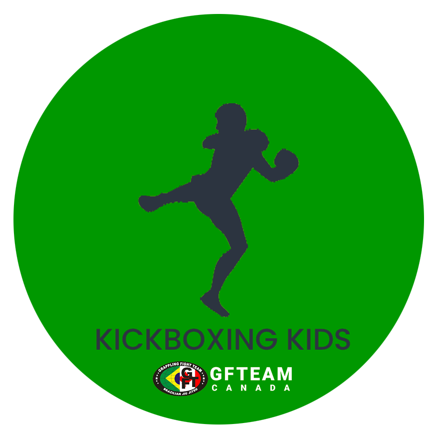 GFTeam Canada Kickboxing Kids program