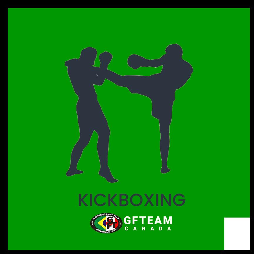 GFTeam Canada Kickboxing program