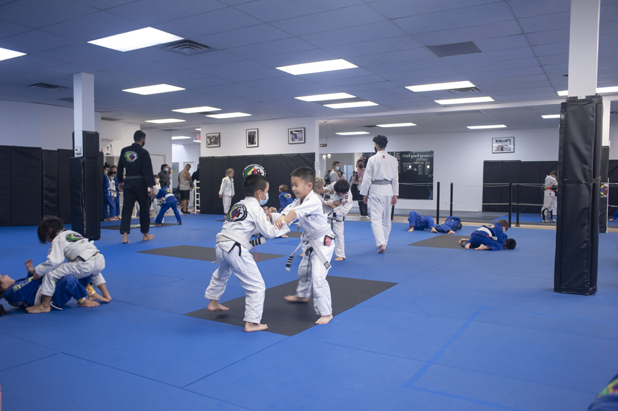 Training Brazilian Jiu Jitsu in Burnaby during Covid with Vaccine Passports